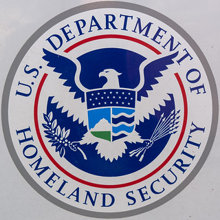 U. S. DEPARTMENT OF HOMELAND SECURITY | by Timothy Valentine