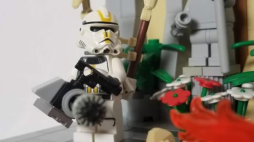 Republic Berserker Clone