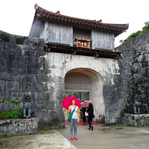 Jessica Naha Castle Gate