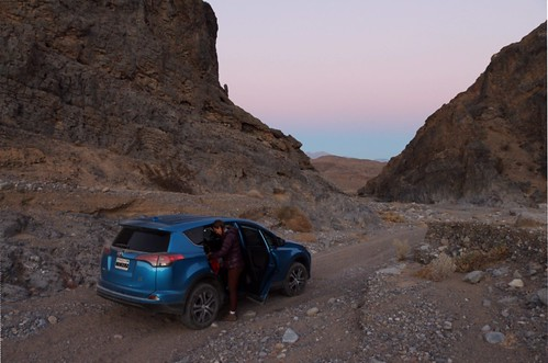 0303 We made a right in Cottonwood Canyon and headed into Marble Canyon, where we found a spot to camp | by _JFR_