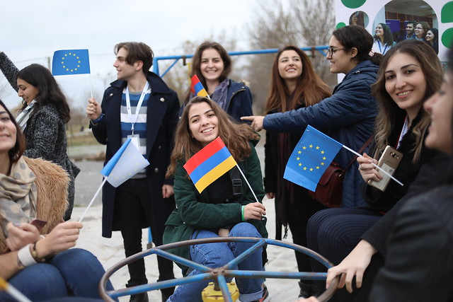EU4Youth: Armenian YEAs in Armavir
