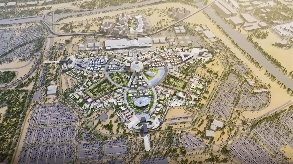 Dubai Pavilion to be used for World Expo