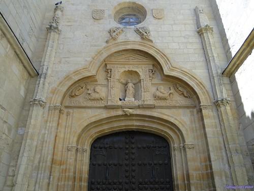 Colegiata de Belmonte   by santiagolopezpastor