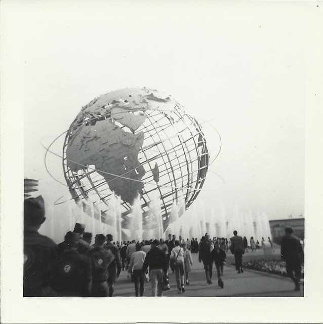 Texas Scouts at the Unisphere