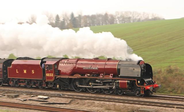6233 'Duchess of Sutherland'