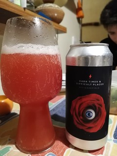Garage Beer Co. Dark Times & Difficult Places   by pep_tf