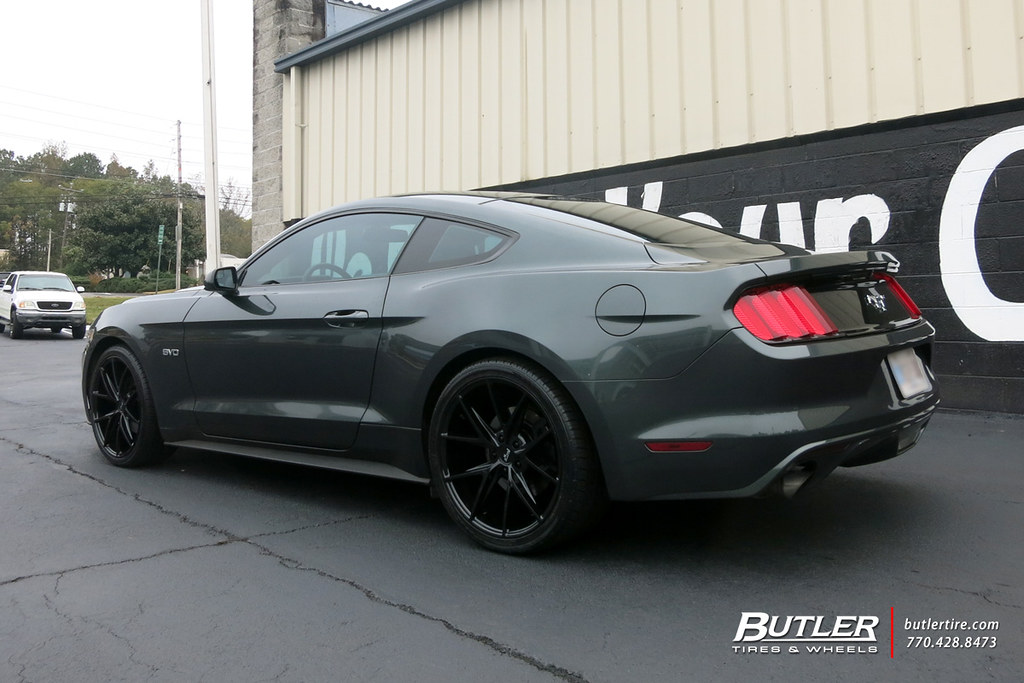 Niche Wheels Mustang >> Ford Mustang With 20in Niche Misano Wheels And Toyo Tires