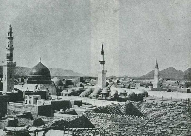 4855 10 Amazing Facts about the Green Dome of Masjid al Nabawi 04