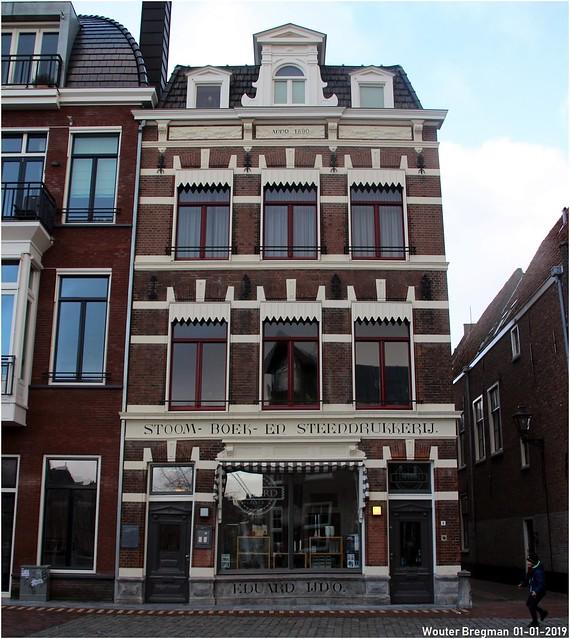Stoom- Boek- en Steendrukkerij van Eduard IJdo