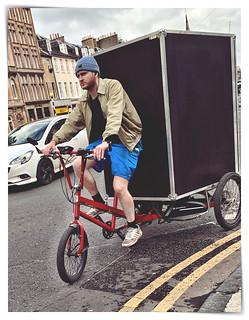 Edinburgh Industrial Transportation