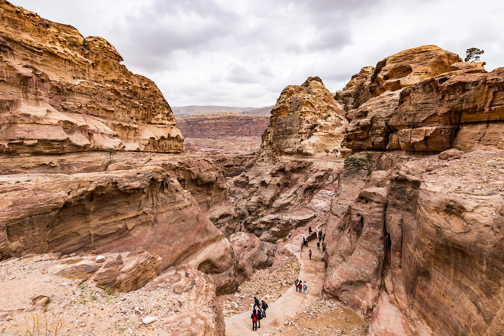 Petra_Iordania 28 dec 18_40_traseu spre manastire med