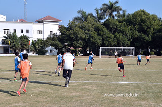 Inter House Football Competition 2018-19 10 (5) | by Atmiya Vidya Mandir