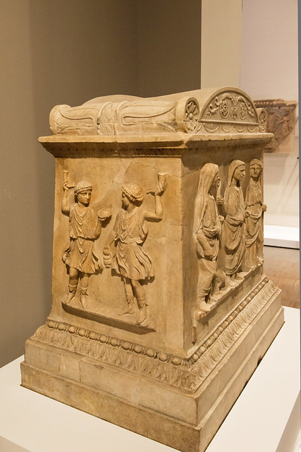 """Ovid and the Julio-Claudians: """"Tripudium"""" Scene – """"Love, Myths and Other Stories"""" –  LXXXVIII"""