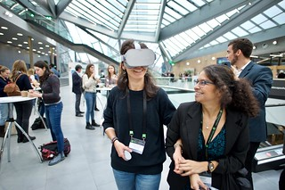 Virtual reality | by Global Landscapes Forum