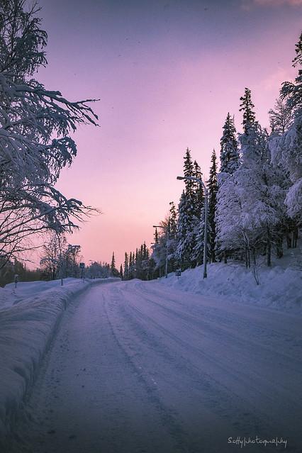 Finland's road
