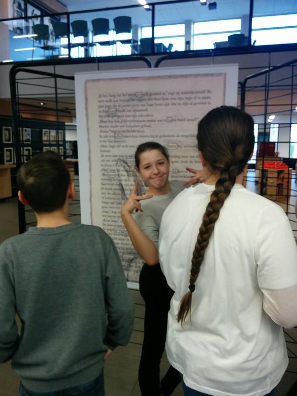 2018-12-07 Bibliotheekbezoek