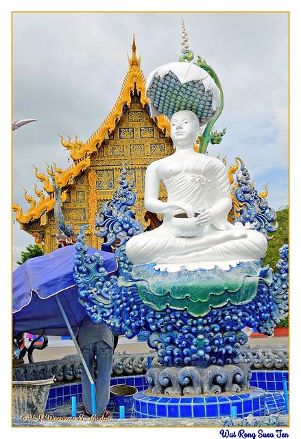 วัดร่องเสือเต้น  -  Wat Rong Suea Ten  04 / 21