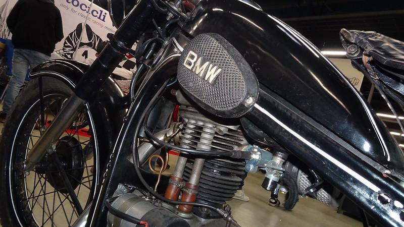 BMW R35 / 1947 - Moto Légende 2018 45119237635_064c5a9913_c