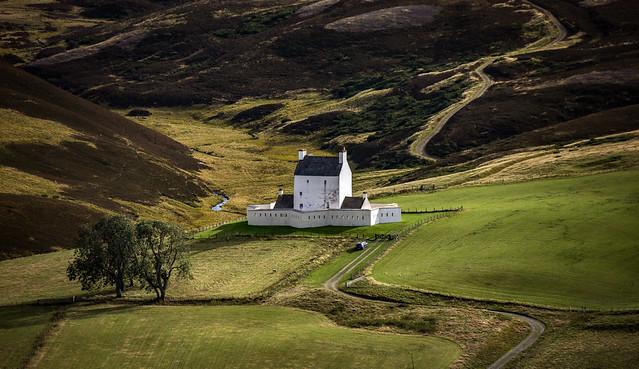 Corgarff Castle Aberdeenshire 1 explored