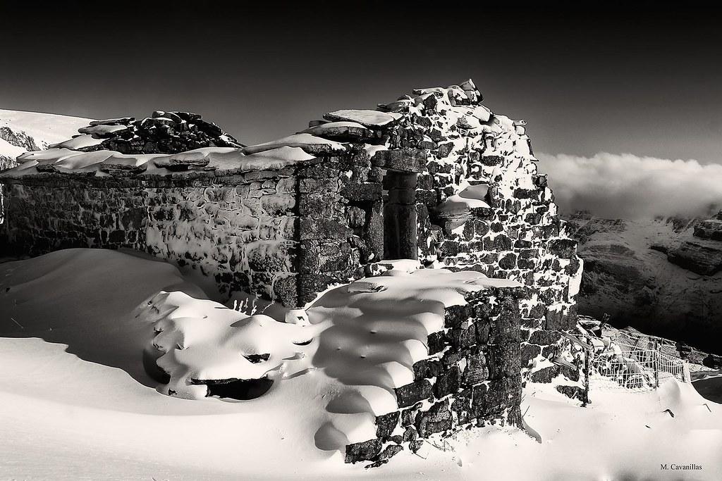 Cabaña de Sotombo