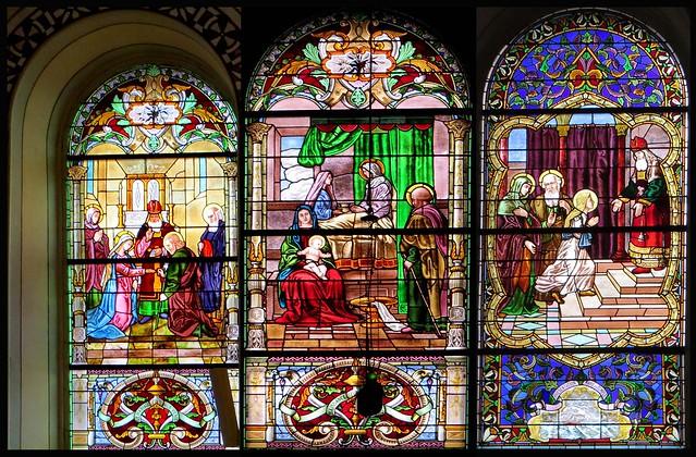 CANADA, Montreal - Notre Dame de Bon-Secours Chapel (16, 19 & 20)