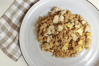 Fried rice with pork | by Erin_writes