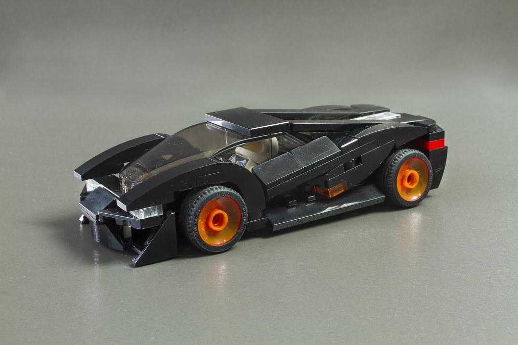 Lamborghini Terzo Millennio Jerry Builds Bricks Flickr