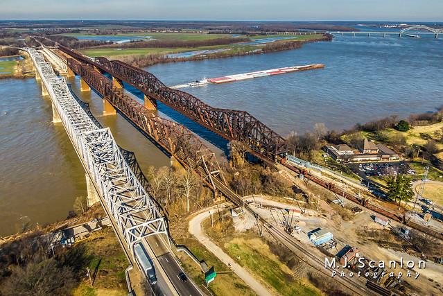 Barges and Bridges