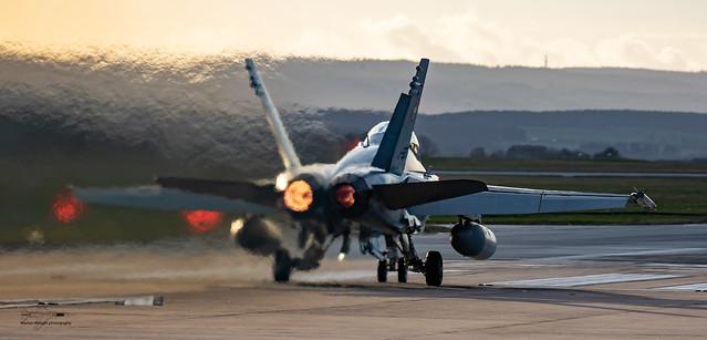 Swiss Air Force F/A 18C Hornet
