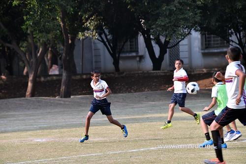 Inter House Football Competition 2018-19 6 (9) | by Atmiya Vidya Mandir