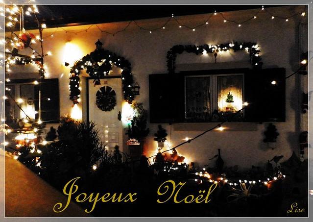 Joyeux Noël mes amis !!!