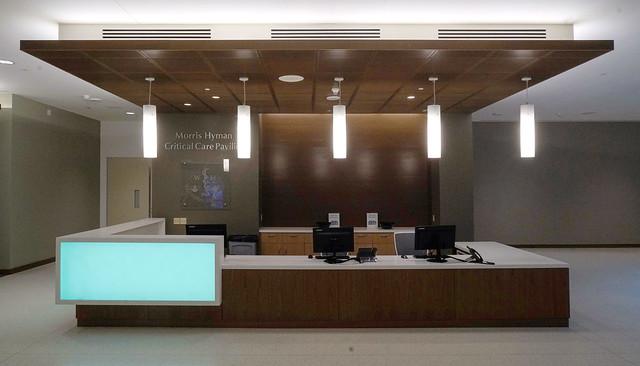 MHP Reception desk main