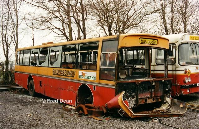 Bus Eireann MDS3 (3IK).