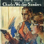 Charles Wesley Sanders - Young Lightning (1927, 1st Edition, Chelsea House, New York)