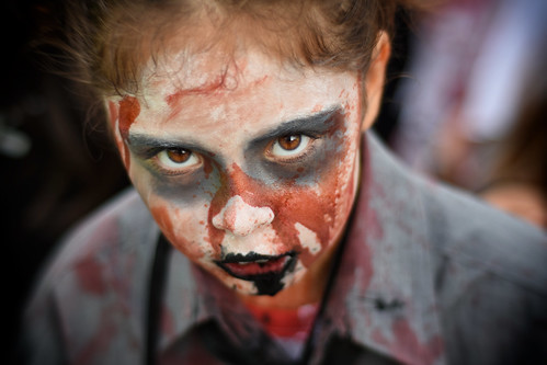 A Zombie Child | by henriksundholm.com