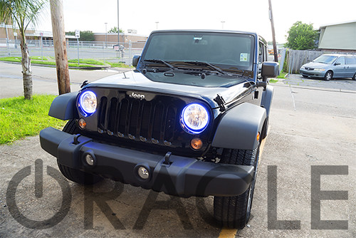 ORACLE Waterproof Jeep JK Halo Kit | by ORACLE LIGHTING