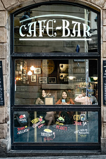 Cafe-Bar | by Carlos A. Oliveras