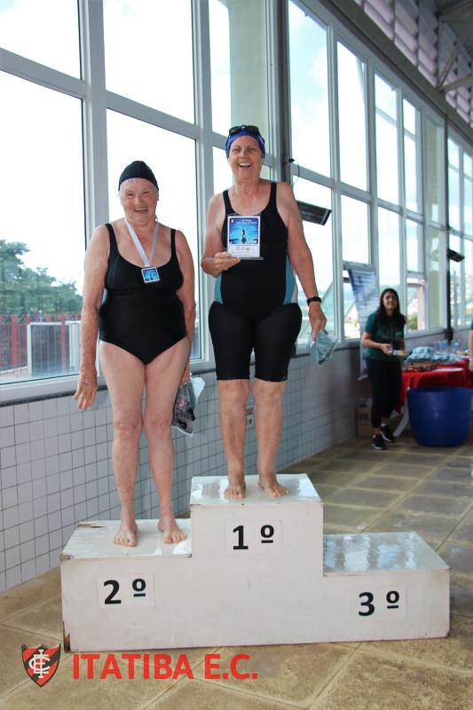 Campeonato de natação - 2018