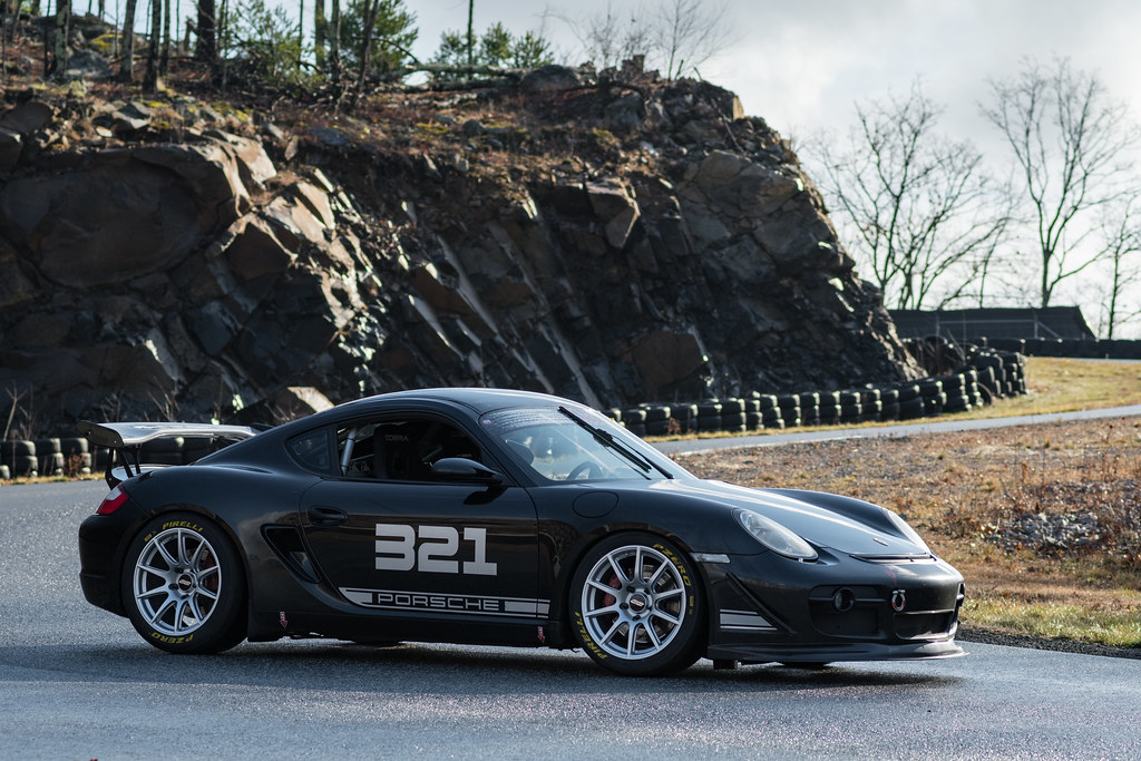 Eriks 2006 Porsche Cayman S Track Car With 18 Sm 10 Whee
