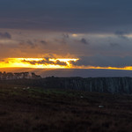Highshield Crags Sunset