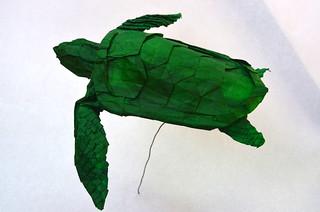 Origami Sea Turtle | by Merlyn Barrer