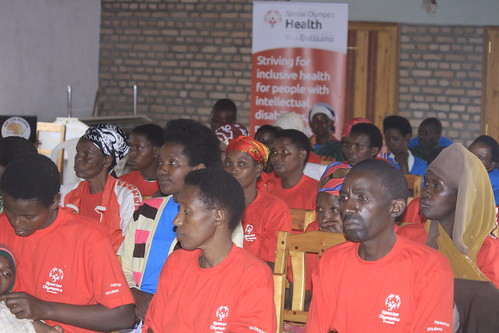 Healthy Community in amizero center (14) | by Special Olympics Rwanda