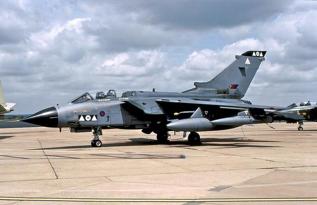 ZA551 Tornado GR.1 RAF Marham 23.6.96