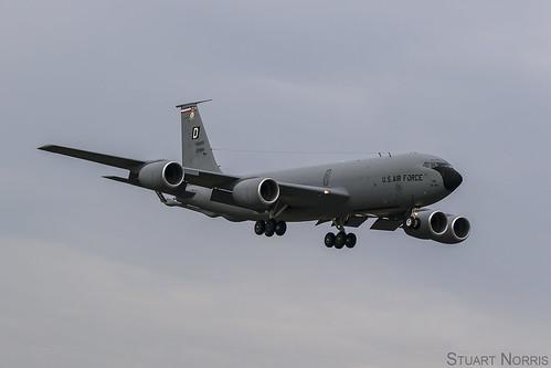 KC-135R Stratotanker 63-7999 - 351st Air Refueling Squadron RAF Mildenhall | by stu norris