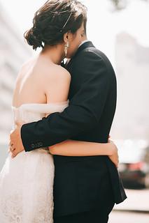 [美式婚紗]士展 & 寶蓮   / 馬路草地 | by weddingren