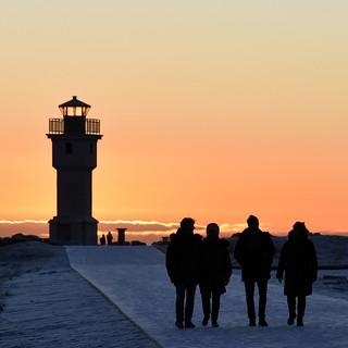 Akranes old lighthouse | by Atli Harðarson