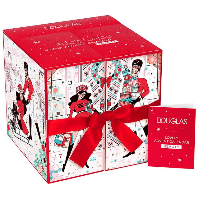Lovely Advent Calendar -Douglas