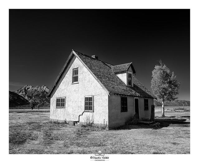 - The House on the Prairie -
