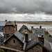 Mont Saint Michel Rooftops  [EXPLORED] by Ruth1eh