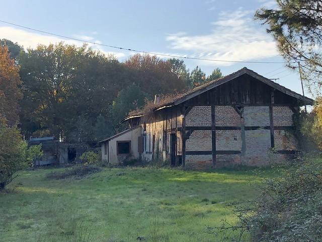 Maison abandonnée / verlassenes Haus / заброшенный дом
